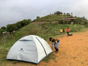 マニラ キャンプ